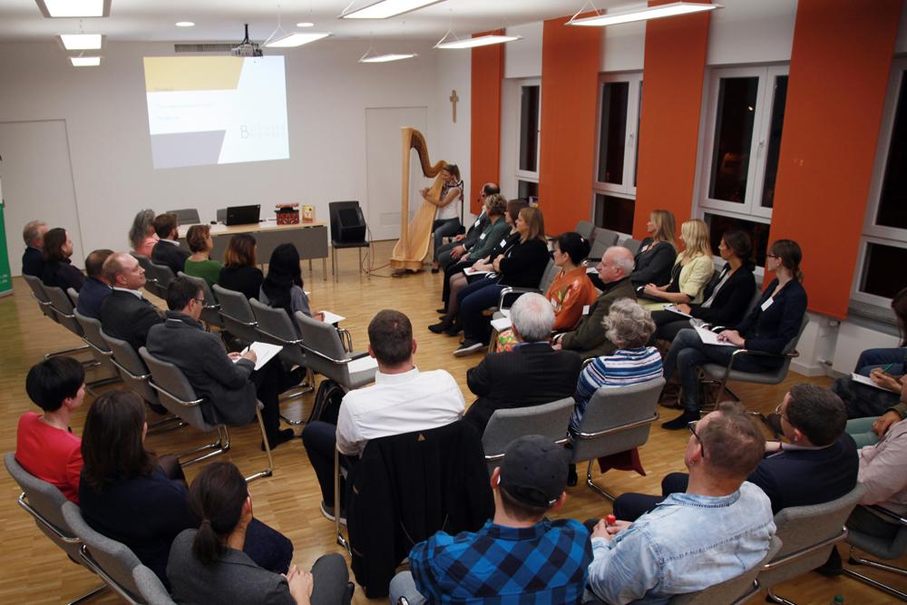 Business-Meeting am 15.11.18